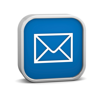 Email subscription page