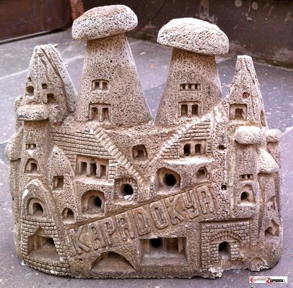 Cappadocia model