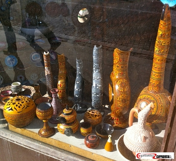 Hittite ceramic items