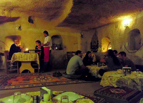 Top Deck Restaurant Goreme Cappadocia