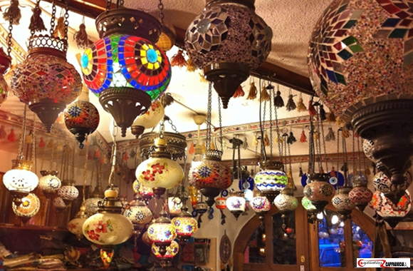 Cappadocia must have handicrafts