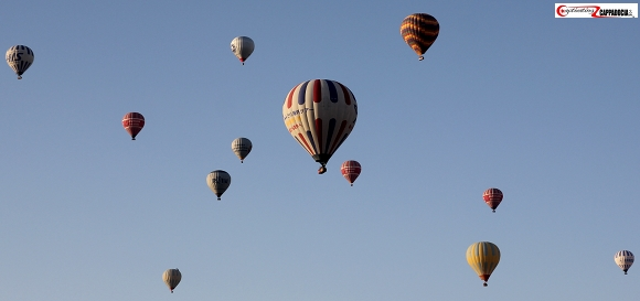 Cappadocia Hot-Air Balloon Company Quiz