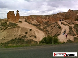 Camel Rock  Devrent Imagination Valley  Cappadocia