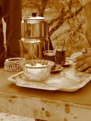 Cappadocia Turkish tea