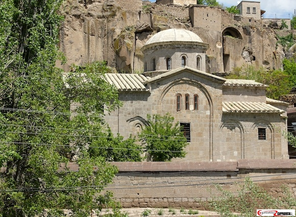 Gregory of Nazianzus  Cappadocian Father  Kilise Cami