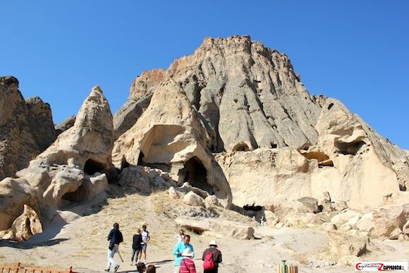 Cappadocia Green Tour Selime Monastery
