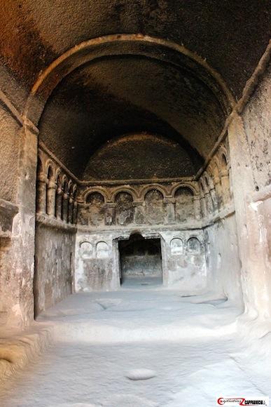 Cappadocia Green Tour Selime hall