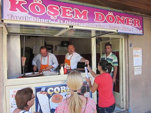 Kosem Doner Kebap Avanos Cadocia Restaurant