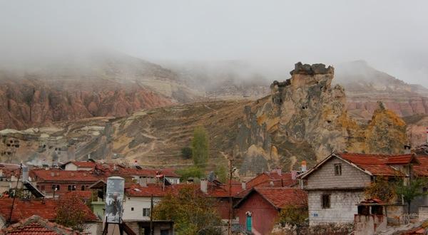 Cappadocia Fog