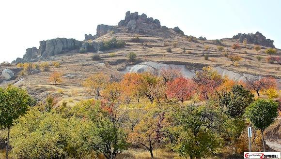 Cappadocia zemi valley fall