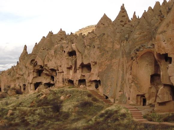 Zelve Open Air Museum – Zelve Cappadocia