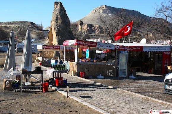 Pasabag Cappadocia cafe