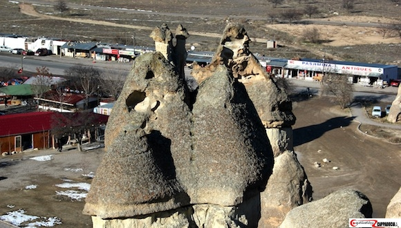 Pasabag Cappadocia elf hats