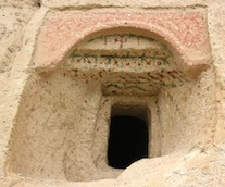 Pasabag Cappadocia paint