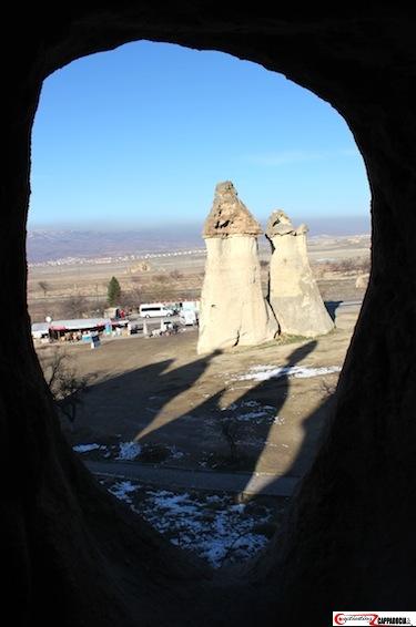 Pasabag Cappadocia shadow frame