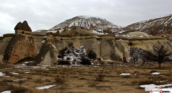 Pasabag Cappadocia  weather January
