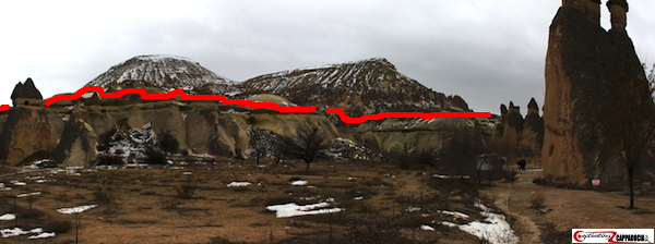 Pasabag panorama Cappadocia