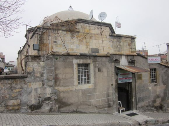 Damat ibrahimpasa hamam turkish bath outsideshot