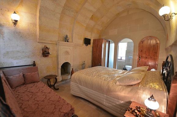Castle Inn Ortahisar archdouble