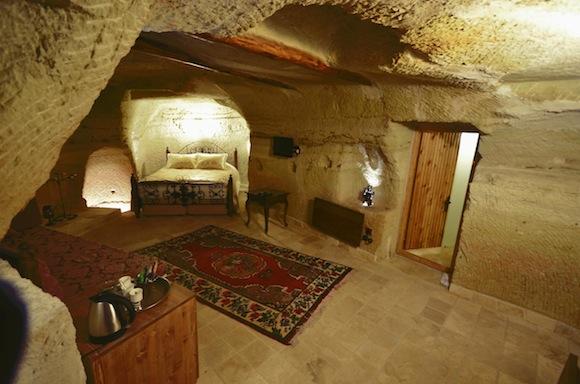 Castle Inn Ortahisar cavedeluxe1