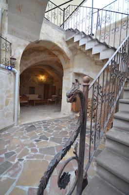 Castle Inn Ortahisar property court
