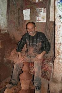 Hasan bircan cappadocia pottery