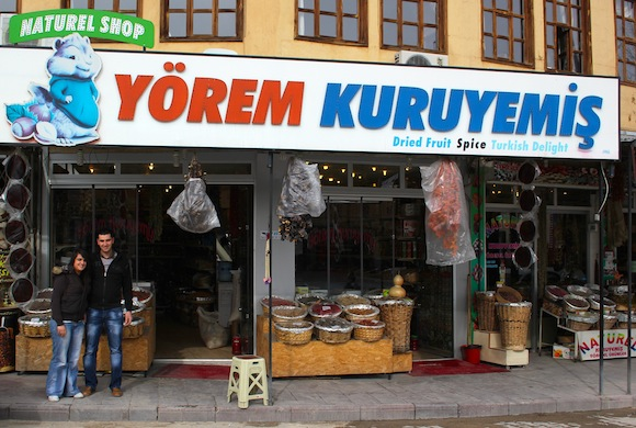 Yorem Kuruyemis Urgup