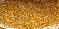 Kavurga wheat berries or bulgur
