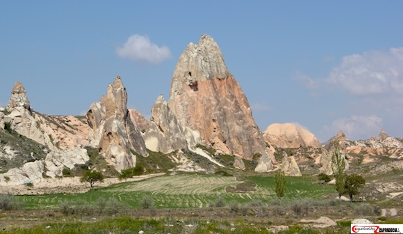 Cavusin fairy chimneys