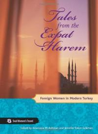 Tales from expat harem foreign women in modern anastasia m ashman paperback cover art