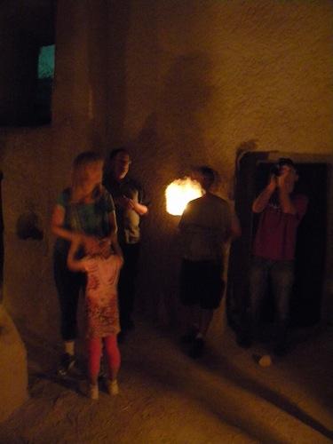 Cappadocia moonlight hike rose valley candlelight