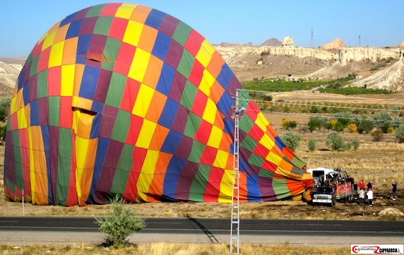 Are cappadocia hot air balloon rides safe