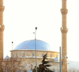 Cappadocia Mosque Series Home Page