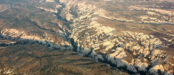Cappadocia Photo of the Week July 30: Cappadocia's Valleys