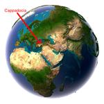 Where is Cappadocia in Turkey?