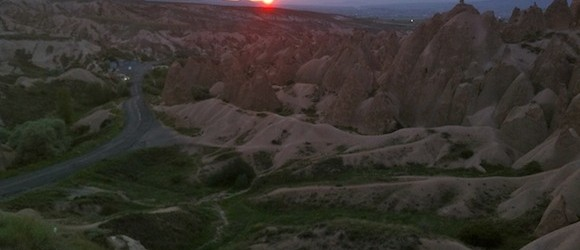 Cappadocia Photo of the Week September 25: Imagination Valley Sunset