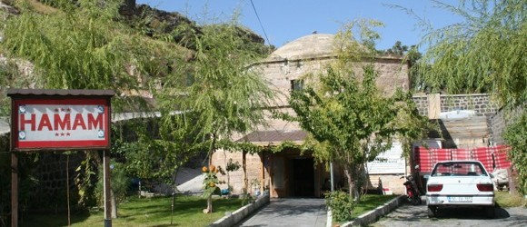 The Historical Karavezir Paşa Hamam:  The Ideal Family Turkish Bath (Gulşehir, Cappadocia)