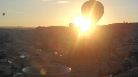 Cappadocia Photo of the Week February 19: Hot Air Balloon Sunrise