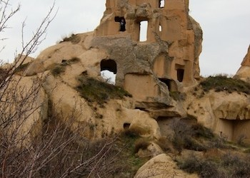 Cappadocia Valleys: Kiliçlar Vadisi Near Göreme- Good Option If You Only Have 2 Hours