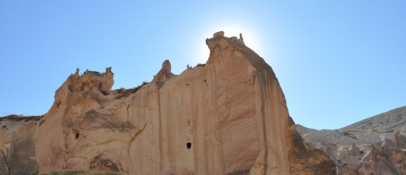 Cappadocia Photo of the Week July 23: Glorious Caves