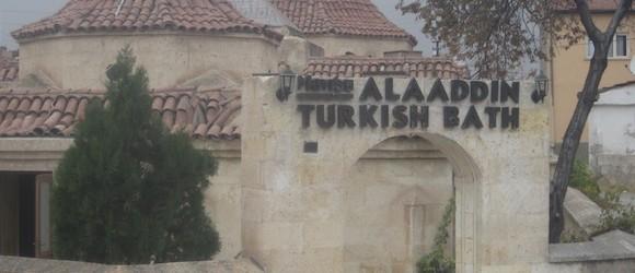 Alaaddin Turkish Bath – Hamam and Spa, Avanos Cappadocia