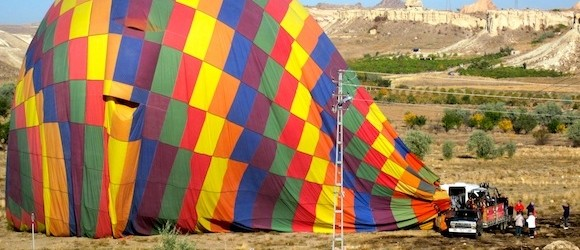 Cappadocia Hot Air Balloon Safety