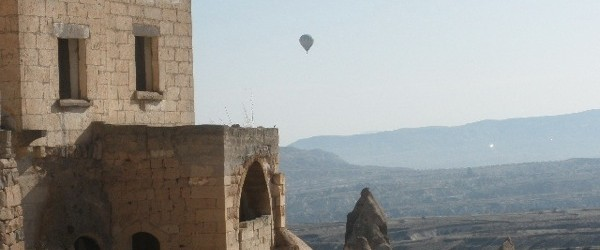 Returning to Cappadocia