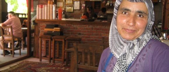Cafe Şafak: Enjoy a Family & Some Coffee in Göreme Cappadocia