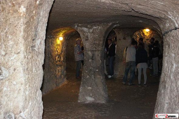Cappadocia's Derinkuyu Underground City Visitor Guide