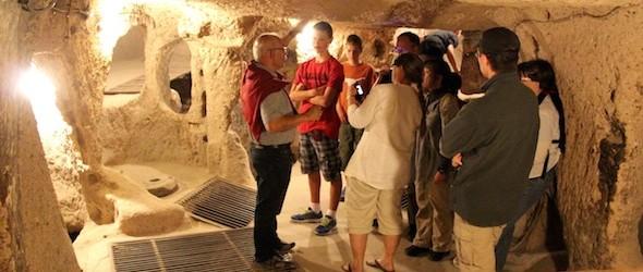 Cappadocia's Kaymakli Underground City Visitor Guide