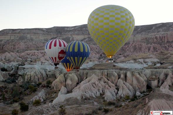 My Cappadocia Hot Air Balloon Ride with Turkiye Balloons