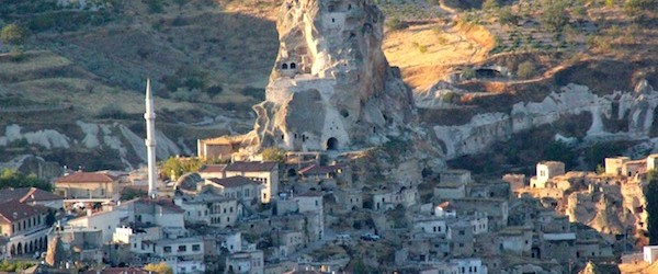Cappadocia Photo of the Week March 20: Ortahisar Castle Glory