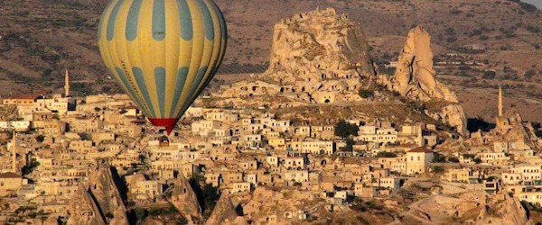 Cappadocia Photo of the Week May 22: Uchisar Exposed