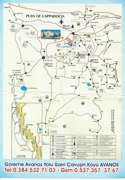 Cappadocia Maps for Your Convenience on ardahan map, ankara map, dolmabahce palace map, pamukkale map, carpathian mountains map, anatolia map, turkey map, tatev monastery map, kayseri map, lycian sea map, macedonia map, bitlis map, nevsehir pazar map, cilicia map, underground city, mount nemrut, campania map, pontus map, troy map, goreme map, mount ararat, derinkuyu underground city, phthia map, ephesus map,